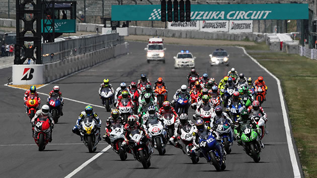 全日本ロードレース選手権とは ...