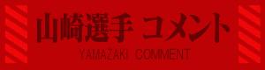"""YAMAZAKICOMMENT"""""""